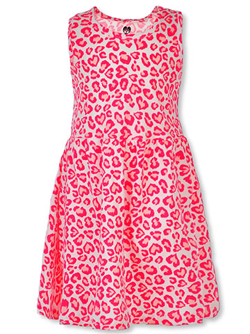 Miss Pink Girls' Dress - CookiesKids.com