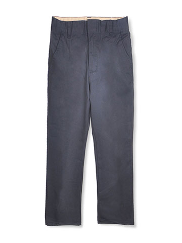 U.S. Polo Assn. Big Boys' Flat Front Pants (Sizes 8 – 20) - CookiesKids.com