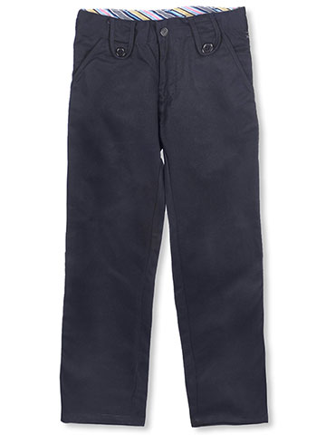 Genuine Girls' Skinny Flat Front Pants - CookiesKids.com