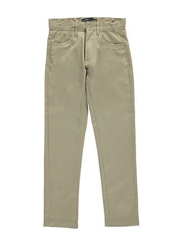 U.S Polo Assn. Little Boys' Modern 5-Pocket Skinny Pants (Sizes 4 – 7) - CookiesKids.com