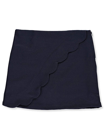 Limited Too Big Girls' Scallop-Edged Scooter Skirt (Sizes 7 – 16) - CookiesKids.com