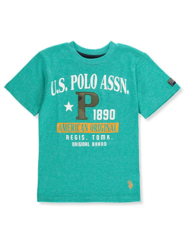 U.S. Polo Assn. Boys' T-Shirt - CookiesKids.com