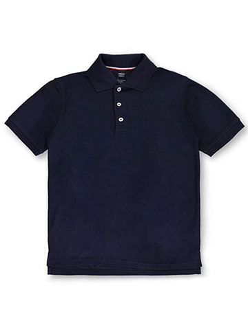 French Toast Unisex S/S Pique Polo (Sizes 2T – 7) - CookiesKids.com