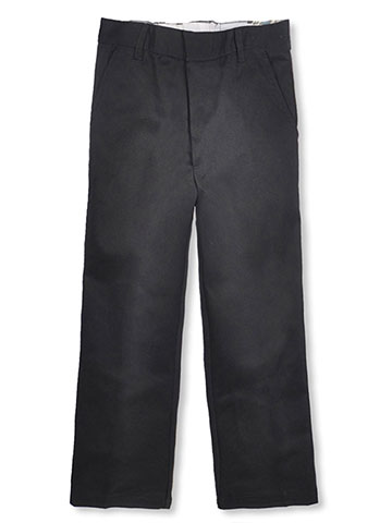 French Toast Boys' Wrinkle No More Relaxed Fit Pants - CookiesKids.com