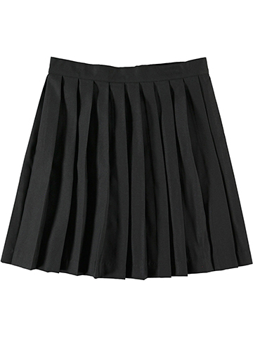 French Toast Big Girls' Plus Pleated Skirt - CookiesKids.com