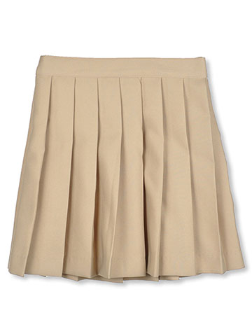 French Toast Little Girls' Pleated Skirt (Sizes 4 - 6X) - CookiesKids.com