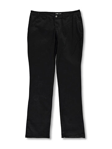 Lee Uniforms Big Girls' Junior Original Straight Leg Pants - CookiesKids.com