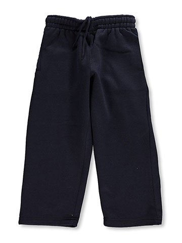 French Toast Little Boys' Fleece Sweatpants (Sizes 4 - 7) - CookiesKids.com