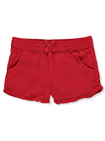 "French Toast Little Girls' ""Bayview"" Short Shorts (Sizes 4 – 6X) - CookiesKids.com"