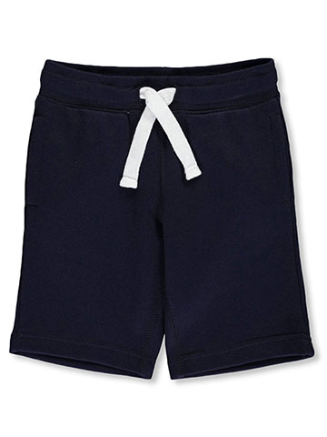 French Toast Little Boys' Fleece Gym Shorts (Sizes 4 – 7) - CookiesKids.com