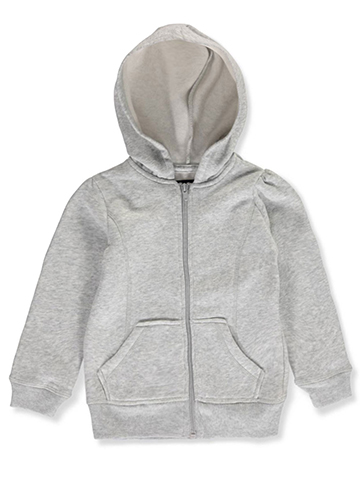 French Toast Little Girls' Toddler Fleece Hoodie (Sizes 2T – 4T) - CookiesKids.com