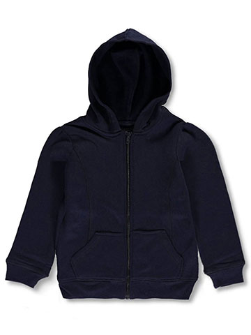 French Toast Little Girls' Fleece Hoodie (Sizes 4 – 6X) - CookiesKids.com