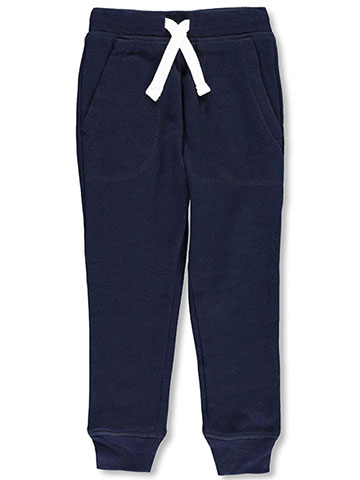 French Toast Little Boys' Toddler Fleece Joggers (Sizes 2T – 4T) - CookiesKids.com
