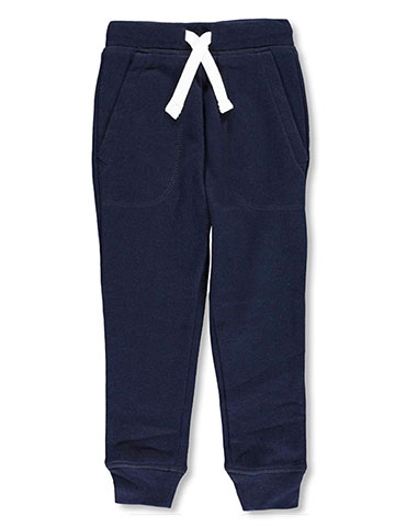 French Toast Little Boys' Fleece Joggers (Sizes 4 – 7) - CookiesKids.com