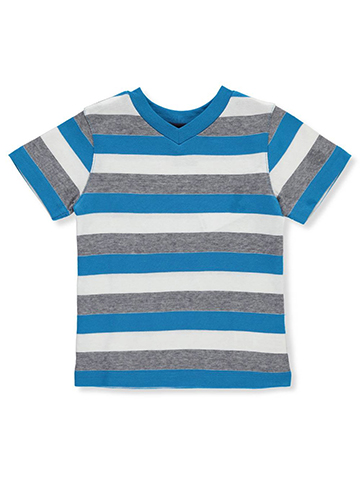French Toast Baby Boys' V-Neck T-Shirt - CookiesKids.com