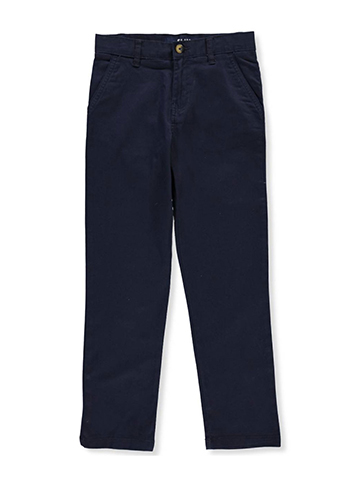 French Toast Boys' Slim Stretch Twill Pants - CookiesKids.com