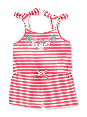 French Toast Baby Girls' Romper - CookiesKids.com