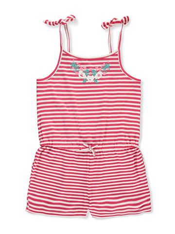 French Toast Girls' Romper - CookiesKids.com