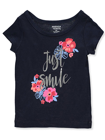 French Toast Baby Girls' T-Shirt - CookiesKids.com