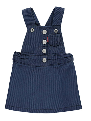 "Levi's Baby Girls' ""Corduroy Cute"" Jumper - CookiesKids.com"