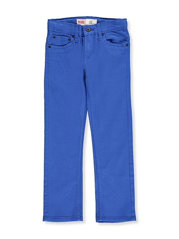 Levi's Big Boys' 511 Slim Fit Jeans (Sizes 8 – 20) - CookiesKids.com