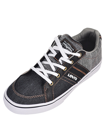 Levi's Boys' Turner Low-Top Sneakers (Sizes 5 – 6) - CookiesKids.com