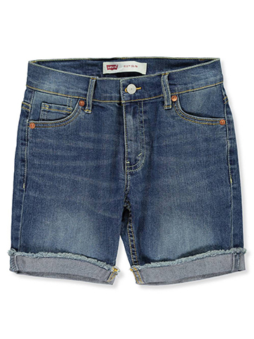 Levi's Boys' 511 Slim Fit Cutoff Shorts - CookiesKids.com