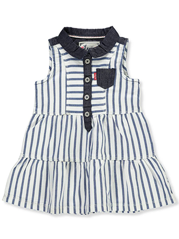 Levi's Baby Girls' Shirt-Dress - CookiesKids.com