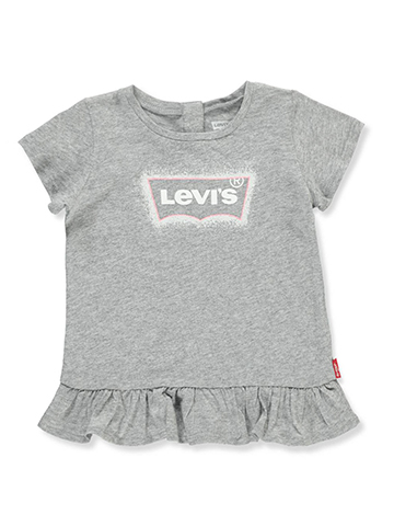 Levi's Baby Girls' T-Shirt - CookiesKids.com