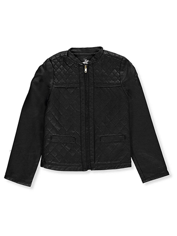 Beverly Hills Polo Club Big Girls' Jacket (Sizes 7 - 16) - CookiesKids.com