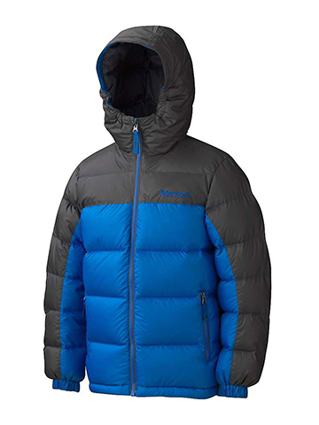 "Marmot Little Boys' ""Guides"" Hoody (Sizes 4 – 7) - CookiesKids.com"