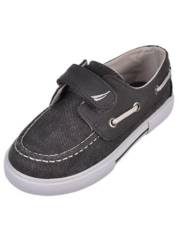 "Nautica Boys' ""Little River 2"" Boat Shoes (Toddler Sizes 5 – 12) - CookiesKids.com"