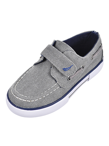 Nautica Boys' Little River 2 Boat Shoes (Sizes 5 – 12) - CookiesKids.com