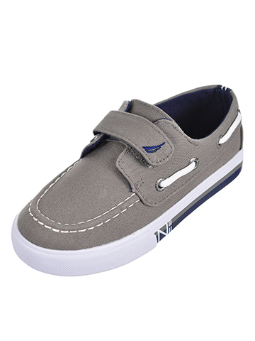 Nautica Boys' Little River 3 Boat Shoes (Sizes 5 – 12) - CookiesKids.com