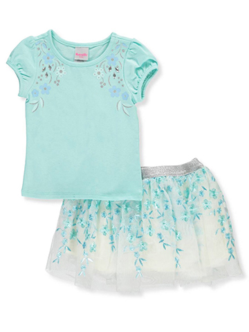 Nannette Girls' 2-Piece Outfit - CookiesKids.com