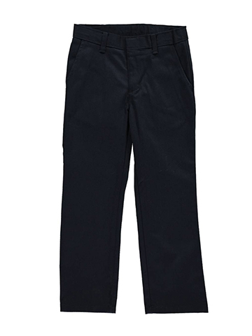 Nautica Little Boys' Flat Front Twill Pants (Sizes 4 – 7) - CookiesKids.com