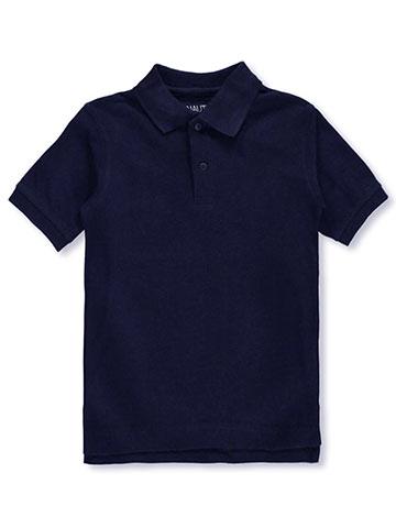 d0bce8ee5f Nautica Big Boys' School Uniform Pique Polo (Sizes 8 – 20) - CookiesKids