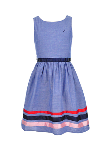 Nautica Girls' Dress - CookiesKids.com