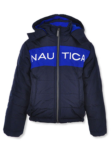 Nautica Boys' Insulated Jacket - CookiesKids.com