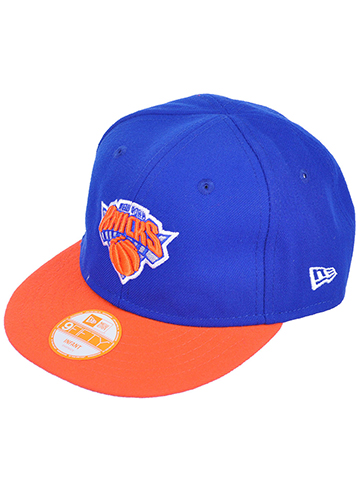 "New Era Knicks ""My 1st 950"" Snapback Cap (Infant One Size) - CookiesKids.com"