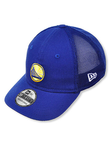 New Era 3930 Golden State Warriors Cap (Toddler One Size) - CookiesKids.com