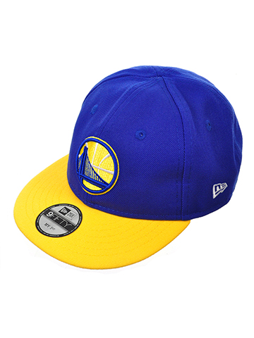 New Era My 1st 5950 Golden State Warriors Cap (Infant Size 6) - CookiesKids.com