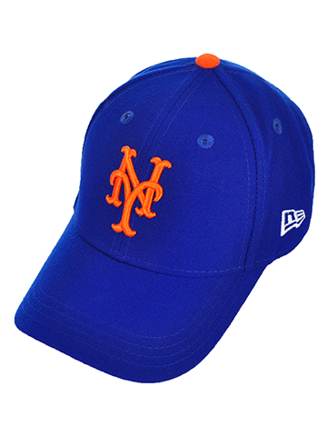 New Era 940 New York Mets Baseball Cap (Youth One Size) - CookiesKids.com