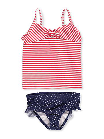 OshKosh Girls' 2-Piece Tankini - CookiesKids.com
