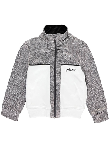 Pelle Pelle Little Boys' Toddler Tricot Track Jacket (Sizes 2T – 4T) - CookiesKids.com