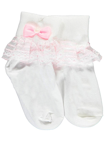Piccolo Baby Girls' Socks - CookiesKids.com