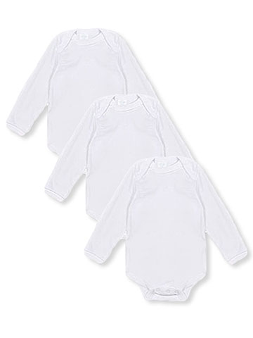 Big Oshi L/S Bodysuits 3-Pack - CookiesKids.com