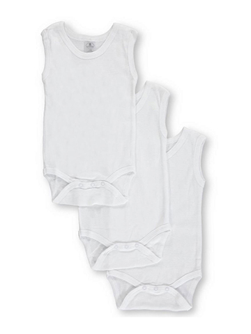Big Oshi Sleeveless Bodysuits 3-Pack - CookiesKids.com