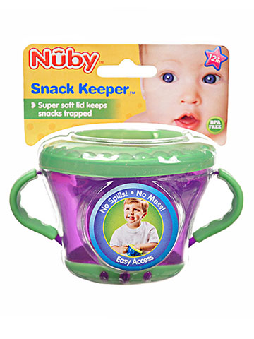 Nuby Snack Keeper - CookiesKids.com