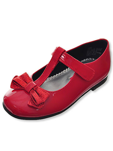 Rachel Girls' Molly Mary Jane Shoes (Toddler Sizes 5 – 10) - CookiesKids.com